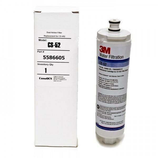Filtro Refrigerante Interno Cuno 3M CS-52 Siemens, Balay, Bosch[CS52]