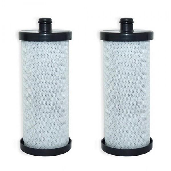 Pack dois filtros frigorífico Hoover HCA46-HCS46 compatíveis[HCA46/HCS46]