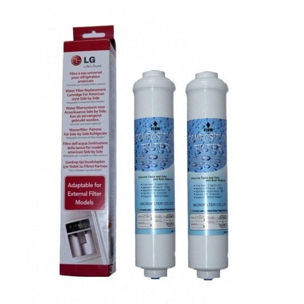 Pack dois filtros originais externos LG 5231JA2010[5231JA2010B]