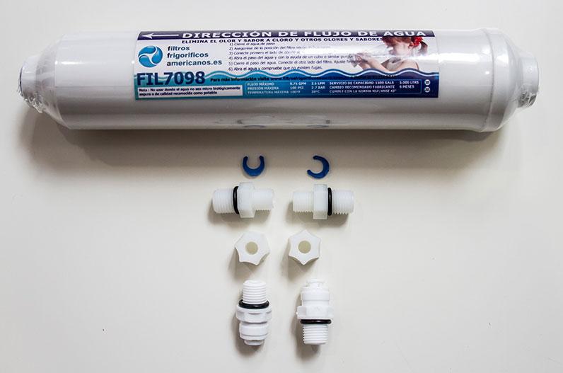 kit de conexão universal para filtros de refrigeraçãos
